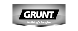 GRUNT - Nothing's tougher